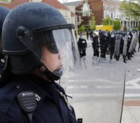 Baltimore officer said Freddie Gray asked for help