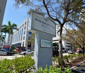 A deposition was taken by attorney Susan Smith of Tallahassee, one of the lawyers fighting the state's move to revoke the nursing home's license.