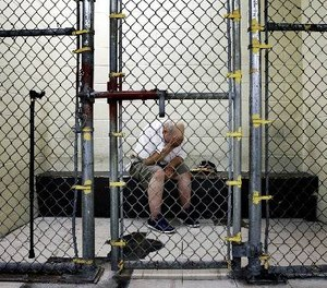 Judge Thompson ruled in 2017that the ADOC's failure to adequately identify and treat inmates with mental illness violated the Constitution's prohibition on cruel and unusual punishments. (AP Photo/Charles Rex Arbogast)