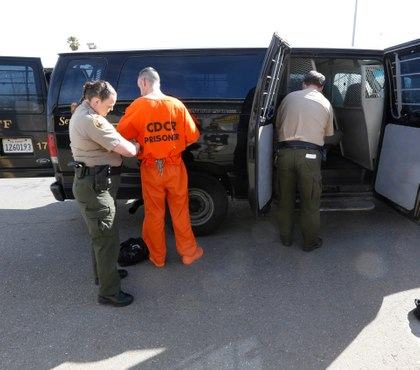 Why you need to be a control freak during prisoner transport