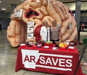 The University of Arkansas Medical Services(UAMS) is usingpublic broadbandand an established telehealth network to improve stroke response. (Photo/Facebook)
