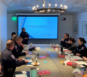 The Marina Police Department implemented a Transformational Reconstruction and Change (TRAC) Model based upon other successful change models. (Photo/Marina Police Department)
