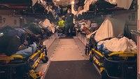 Acadian Ambulance evacuates 700 patients before Hurricane Ida's landfall