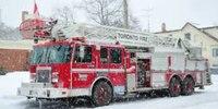 Winter prep for firefighting aerial rigs