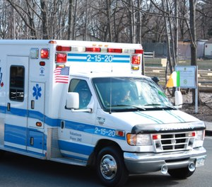 HCFAS is one of the busiest EMS agencies in Suffolk County, Long Island's 86-mile-long eastern segment. Suffolk's 1.5-million residents rely on 100 mostly-volunteer departments like Huntington to answer over 100,000 911 calls annually. (Photo/HCFAS)