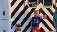Boy's love of ambulances leads to a special honor