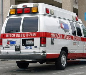 The county has been in the process of selecting a new ambulance company to respond to emergency calls since May 2019. (Photo/Wikimedia Commons)