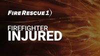 Pa. FF hurt at rescue scene of a man's hand caught in a bulldozer