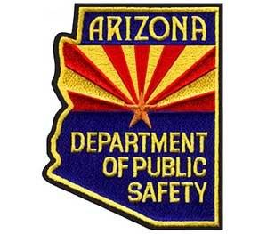 Arizona Trooper Edward Andersson — a 27-year veteran of the Arizona DPS — was deploying flares when a suspect ambushed, shot, and beat him. An passing motorist shot and killed the assailant. (Image Courtesy of Arizona DPS)