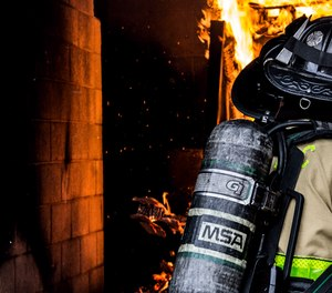 MSA's new G1 SCBA integrates features for enhanced situational awareness and safety. (image/MSA)