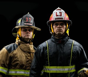 Cairns offers many choices of helmets for structural firefighting. (image/Cairns)