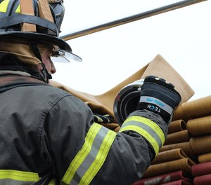 Pro-Tech 8 makes firefighting gloves for a range of firefighting jobs from structural to wildland to technical rescue. (image/Pro-Tech 8)