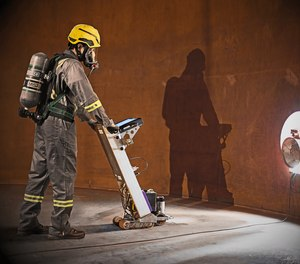 MSA's V-Gard H1 Safety Helmet packages comfort and protection into a low profile helmet that can be your go-to for rescue and other situations where your structural firefighting helmet may be too bulky. (image/MSA)