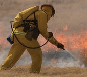 High impact wildland firefighting capability in a small package