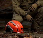 When is a helmet more than just a helmet?