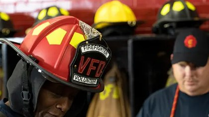 Ditch the discomfort: This new firefighting helmet offers both protection and comfort