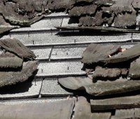 Limiting exposure to asbestos during and after disaster management