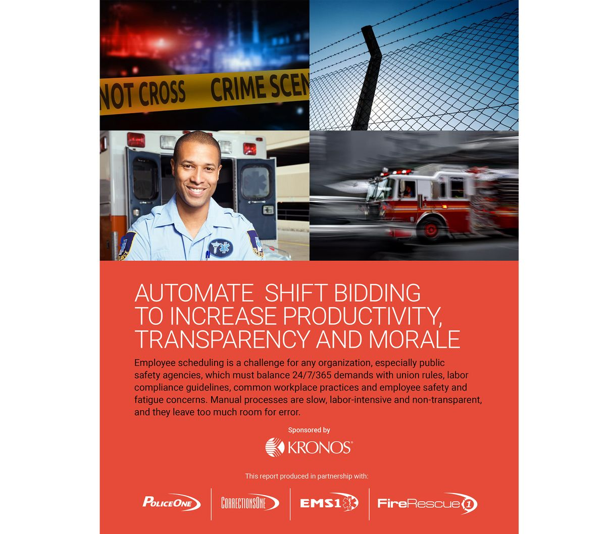 Automate Shift Bidding To Increase Productivity Policeone Com