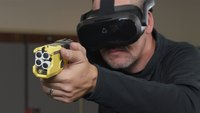 A challenging but necessary conversation is made easier through virtual reality training