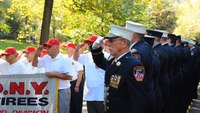 The most decorated firefighter in FDNY history