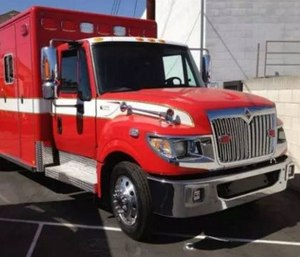Bodega Bay Fire Protection District attempted a crowd-funding campaign to purchase this ambulance.