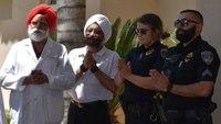 Officers create bridge between Indian American community and Calif. police department