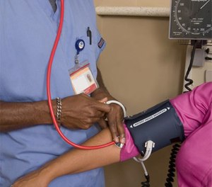 Report an accurate blood pressure for every patient.