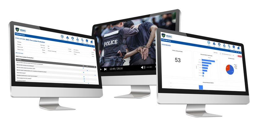 Using BWC Audits software from Frontline Public Safety Solutions can ease the burden of auditing body-worn camera video by providing a standardized process that saves time and yields more consistent analysis.