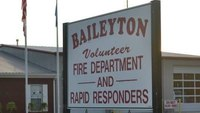 Ala. fire departments receive grant funds for radios, turnout gear and tools