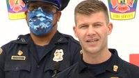Baltimore FD's LGBTQ liaison encourages diversity, acceptance