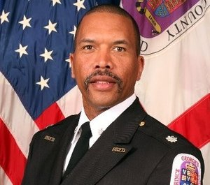 FireChief Benjamin Barksdale was appointed chief in Orlando in September 2019.