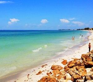 Bradenton Beach in Manatee County, Florida. (Flikr Image)