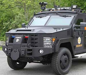 "Critics complaining about ""police militarization"" have called Lenco BearCats ""tanks"" — this not only shows a lack of knowledge of the nature of a tank, but it misrepresents the Lenco BearCat. BearCats are not weapons of destruction."