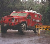 Why Lenco's BearCat MedEvac G3 is a trusted rescue, response vehicle during natural disasters