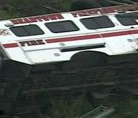 2 Mich. firefighters killed in fire truck crash in Minn.