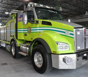 Miami-Dade Fire Rescue's Heavy-1 is a behemoth of an apparatus that can handle a variety of unique calls.