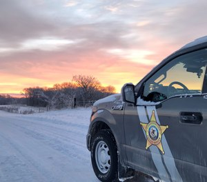Rural cops work long hours with little radio coverage and less backup, keeping their chosen communities safe.