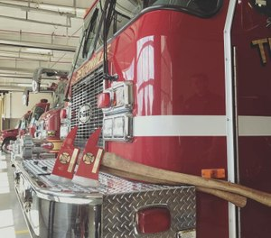 Paramedics are required to be on staff with Bentonville fire stations that have assigned ambulances. (Photo/ Bentonville Firefighter's Association)