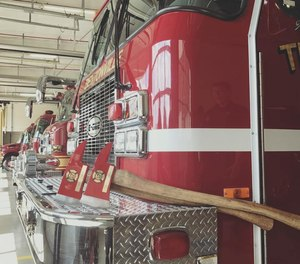 Paramedics are required to be on staff with Bentonville fire stations that have assigned ambulances.