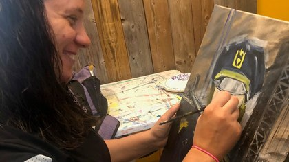 Capturing strength: Paramedic Kate Bergen honors the women of 9/11