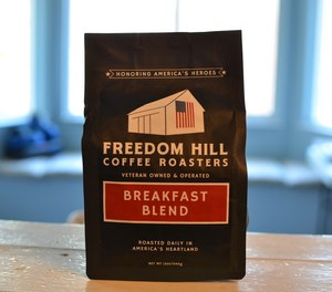 Freedom Hill Coffee is a veteran-owned, veteran-employed coffee company.