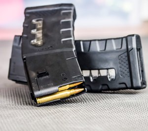 I've had an opportunity to try out Mission First Tactical's Extreme Duty 5.56 Polymer Mag, and it's impressive.