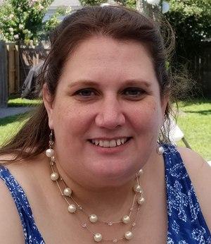 Beth Harvie, U.S. Army veteran and rookie volunteer EMT in New Jersey; former military police, Fort Leavenworth, Kansas