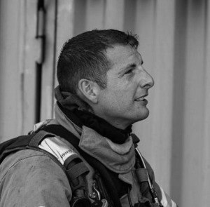 Battalion Chief Vince Bettinazzi.