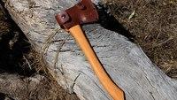 The Birler axe: A tool with a postive edge