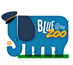 The Blue at the Zoo promotion would have offered discounts to anyone wearing the color synonymous with law enforcement.