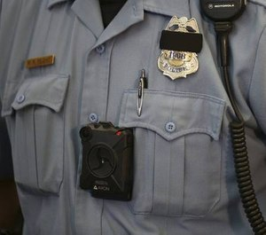 The Winnebago County Board approved a plan Nov. 26 to outfit the sheriff's department with 186 body cameras. (Photo/MCT)