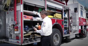 RFID enables the Bonita Springs Fire Control and Rescue District in Florida the agency to focus fully on emergencies, like outbreaks of COVID-19 and hurricanes, and trust that inventory won't descend into chaos.