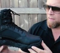 4 police boot buying considerations