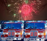 Photo of the Week: Boston apparatus mark the new year